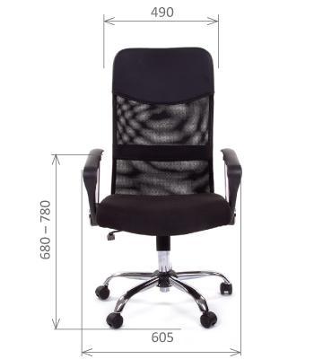 Компьютерный стул CHAIRMAN 610